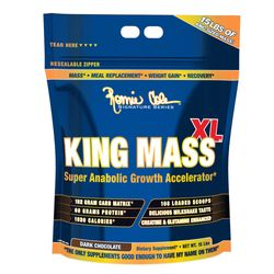 King-Mass-XL---15-Lbs---Ronnie-Coleman-Kingmass-Xl---Dark-Chocolate---15-Lbs