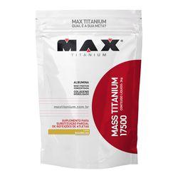Massa-Max-Titanium-Refil---3kg-Mass-Baunilha