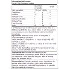 IsoFort---900g---Vitafor-Isofort-Tabela
