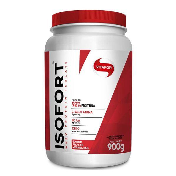 IsoFort---900g---Vitafor-Isofort-Frutas-Vermelhas