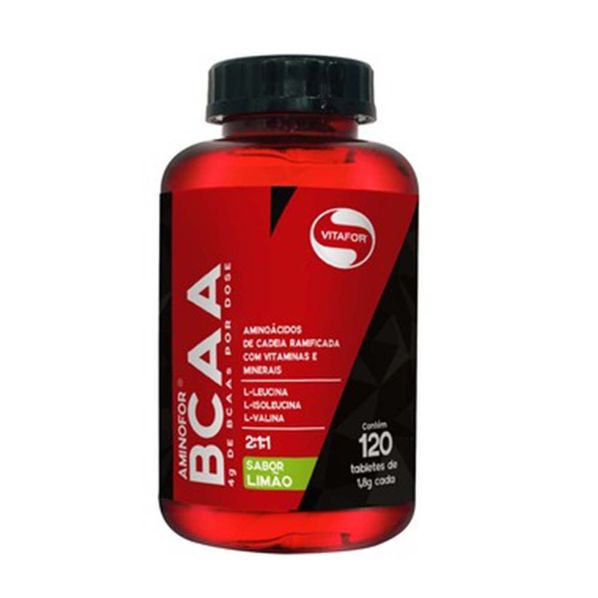 Aminofor-BCAA---120-tabletes---Vitafor-Aminofor-Tablet
