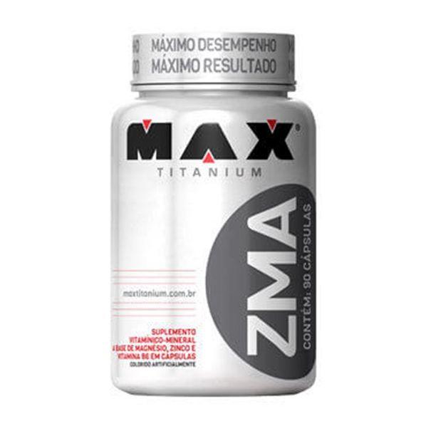 ZMA---90-capsulas---Max-Titanium-Zma-In