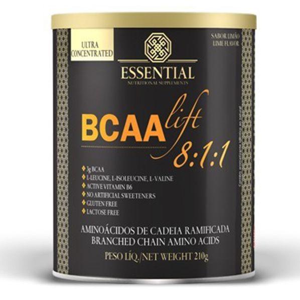 BCAA-Lift-8-1-1---Essential---210g-Bcaa-Essential-Limao