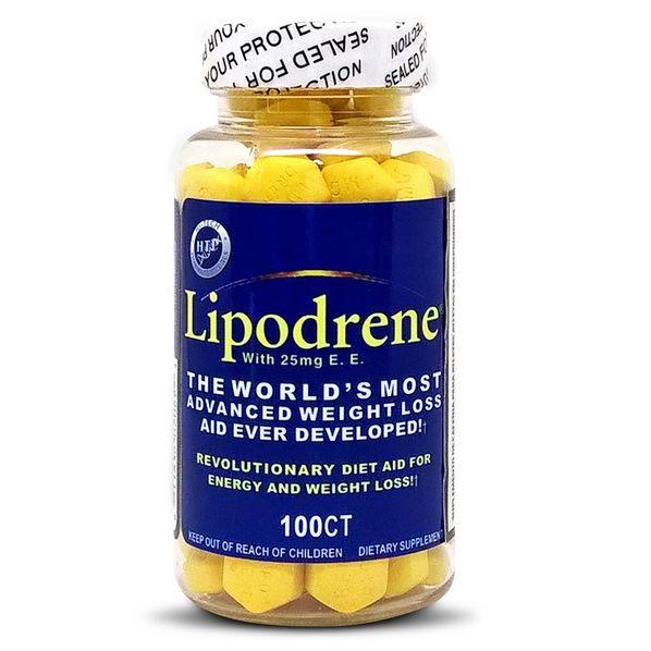 Lipodrene-100-capsulas---Hitech-Lipodrene