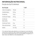 Clorella---500-Comprimidos---Pura-Vida-Clorella-Tabela