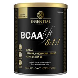 BCAA-Lift-8-1-1---Essential---210g-Bcaa-Essential-Neutro