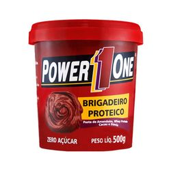 Pasta-de-Amendoim-Brigadeiro-Proteico---Power-One---500g-Brigadeiro