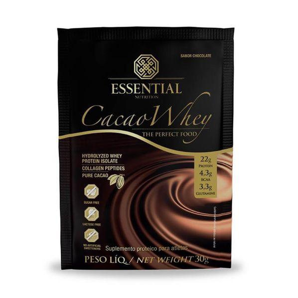 Cacao-Whey-Hidrolisado-e-Isolado---Essential---01-Sache-Cacau-Whey---Sache-Rgb