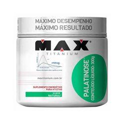 Palatinose---300g---Max-Titanium-Palatinose-300g-natural-max-titanium