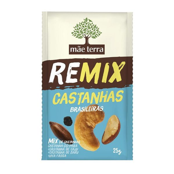 Remix-Castanhas-Brasileiras---25g---Mae-Terra-Remix-Castnhas
