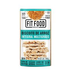 Biscoito-de-Arroz-Integral-Multigraos---100g---Fit-Food-Fit-Food-Arroz-Multigrao
