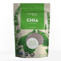 Chia-em-Graos-Pacote---250g---Produza-Foods-Mockup-Frente-Chia-Branca-Brasil-250g
