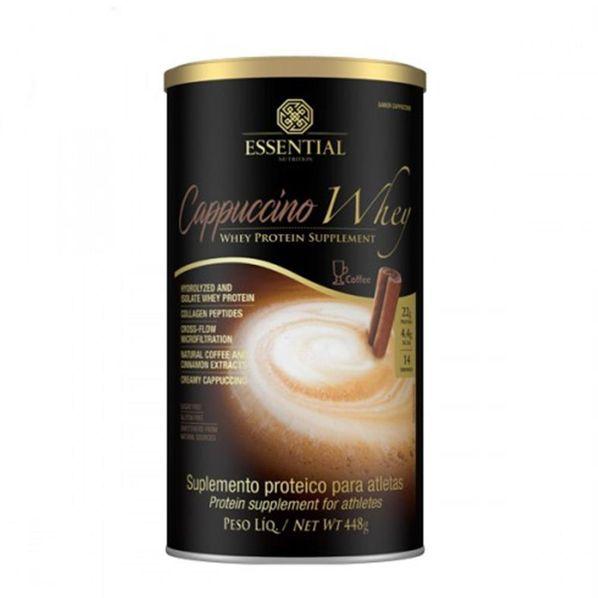 Capuccino-Whey-Hidrolisado---448g---Essential-Cappuccino-whey-600x600px
