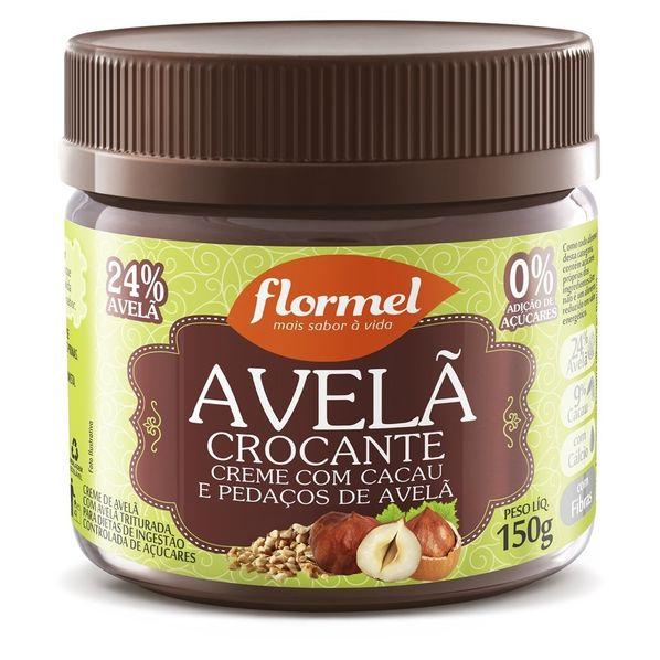 Creme-de-Avela-Crocante---150g---Flormel-Avela-Crocante-Creme-Com-Cacau-E-Pedacos-De-Avela-Flormel