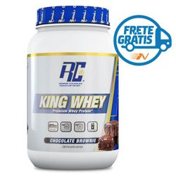 King-Whey---930g--2.1lbs----Ronnie-Coleman	-King-Whey-Chocolate-1000