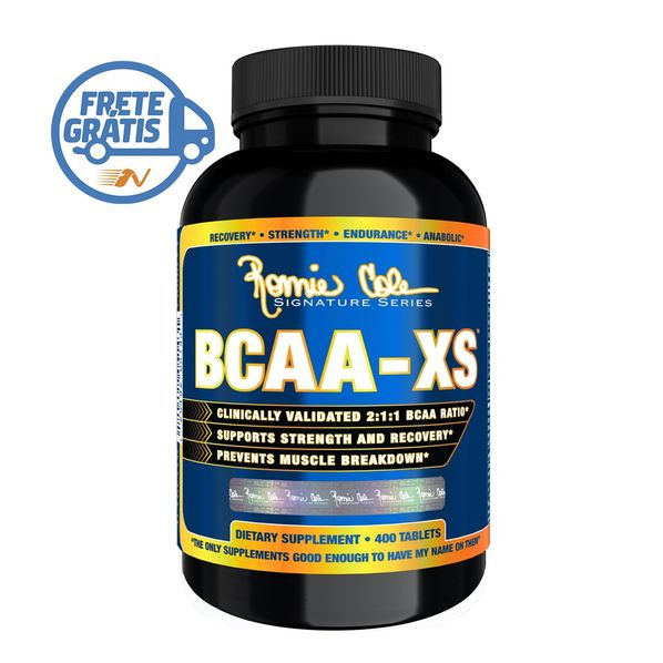 BCAA-XS---400-Tabletes---Ronnie-Coleman-Bcaa-Xs---400-Tabletes---Ronnie-Coleman