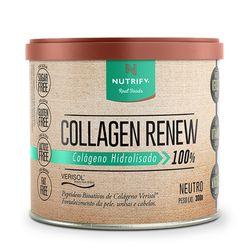 Collagen-Renew---300g---Nutrify-Colageno-Tabela
