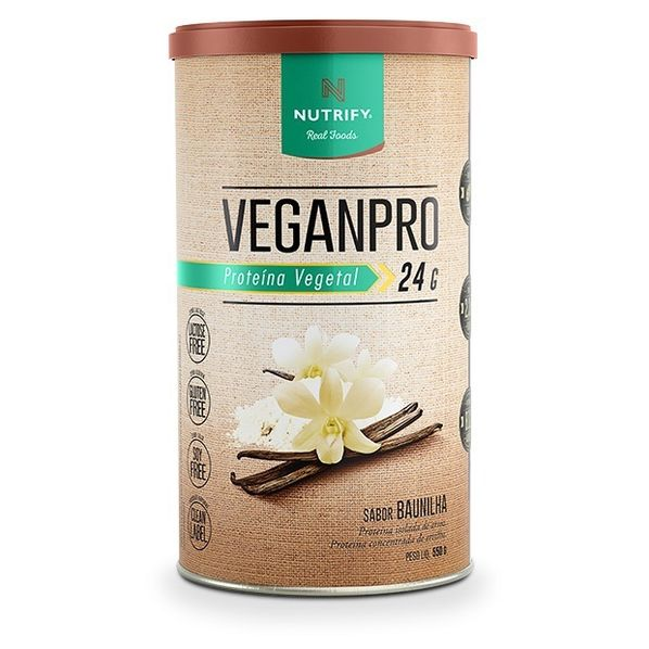Proteina-Vegetal-VeganPro---550g---Nutrify-Vegan-Pro-Tabela