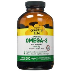 Omega-3-1000mg---Country-Life--Omega-3-300-softgels-country-life