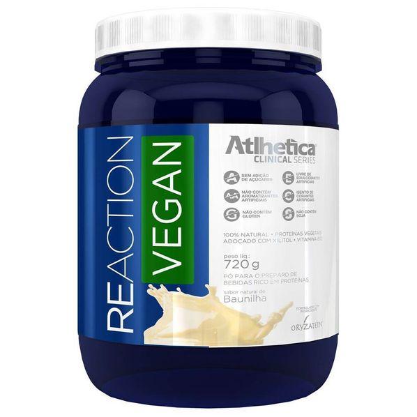Reaction-Vegan---720g---Atlhetica-Nutrition-Atlhetica-Clinical-Reaction-Vegan-720g---Baunilha