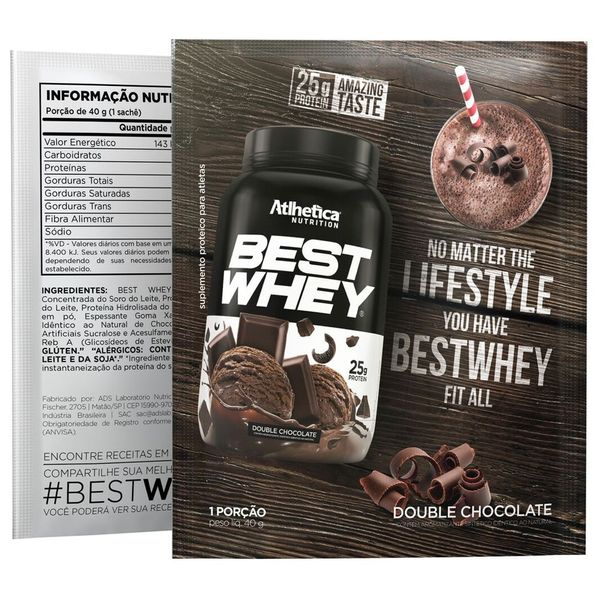 Best-Whey---Double-Chocolate---1-sache-35g-Dose-unica---Atlhetica-Nutrition-Best-Whey-40g---Double-Chocolate