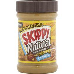 Pasta-de-Amendoim-Natural-Cremosa-com-Mel---425g---Skippy-Latinex-Skippy-Iu61-Pasta-De-Amendoim-Natural-Com-Mel-425g