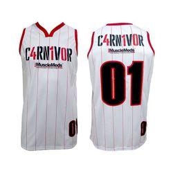 Regata-Basqueteira-Carnivor---MuscleMeds-Carnivor-Musclemeds