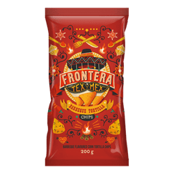 Tortilhas-Chips-Barbecue-Tex-Mex---200g---Frontera-2-tortillas-chips-barbeque-imagem