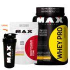 Massa-Max-Titanium---Whey-Pro---Shaker-Max-Titanium