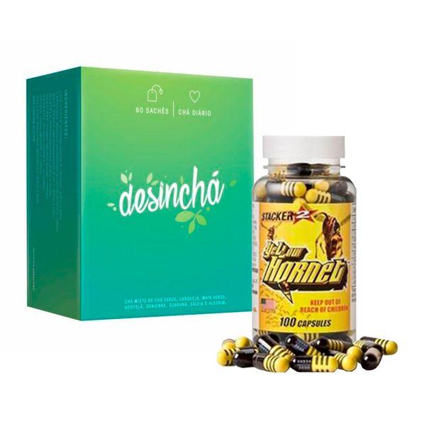 Desincha-Yellow-Hornet