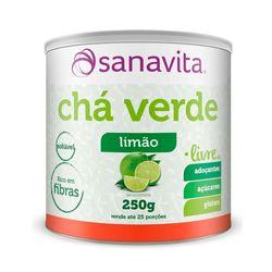 Cha-Verde-Limao