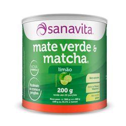 Mate_verde_sanavita_limao