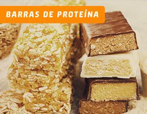 Barrinhas de Proteínas