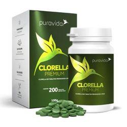clorella