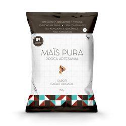 Pipoca-Artesanal-Cacau-Original-150g---Mais-Pura