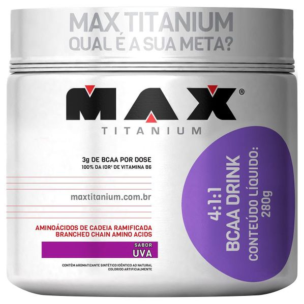 BcaaDrink411280gMaxTitaniumBcaaDrink