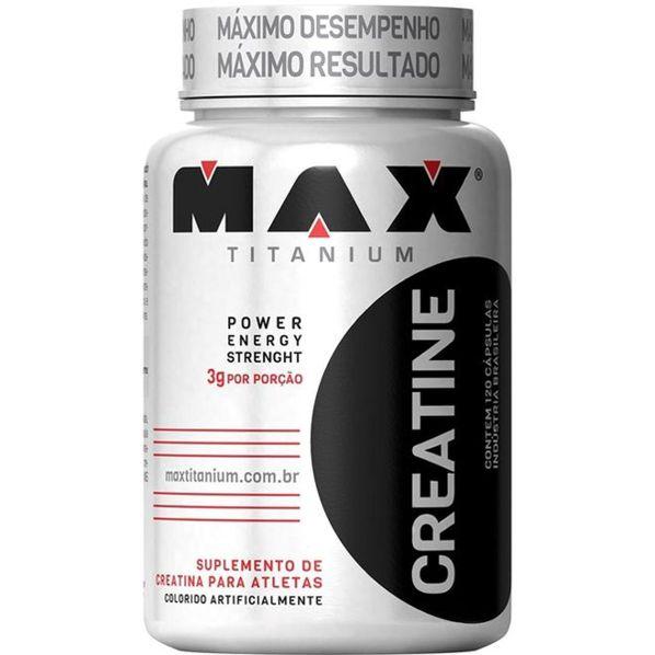 Creatina---120caps---Max-Titanium-Creatine