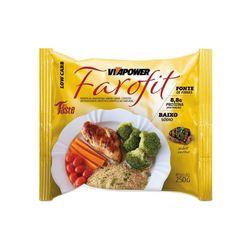 farofa-carne