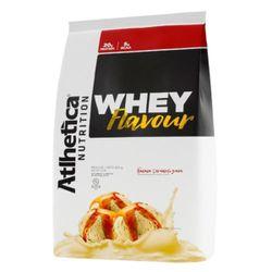 whey-flavour-banana-caramelizada