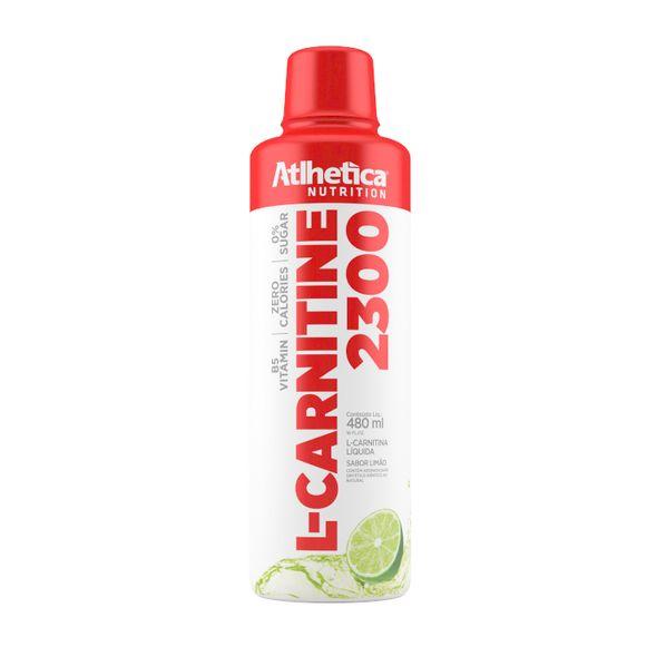 L-Carnitine-2300-Atlhetica-limao