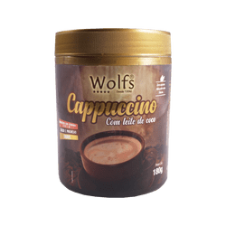 wolfs-Cappuccino