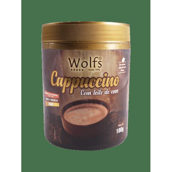 wolfs-Cappuccino