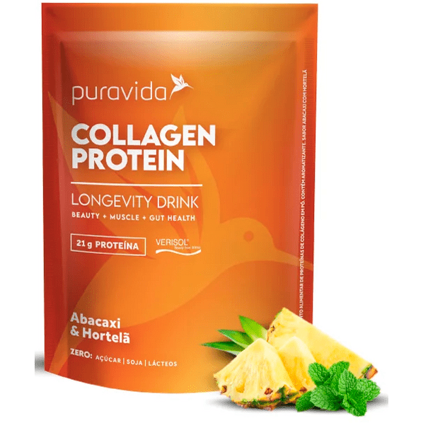 Collagen-Protein-Abacaxi