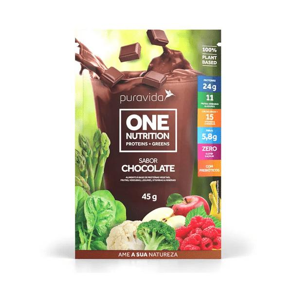 One-nutrition-chocolate-sache